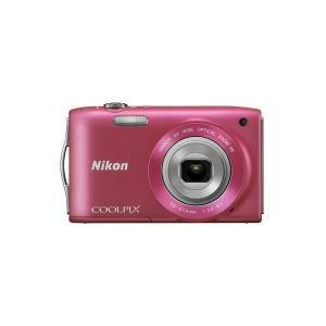 Compact Nikon Coolpix s3300 - Roze