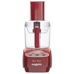 Robot ménager multifonctions MAGIMIX 18253F Rouge