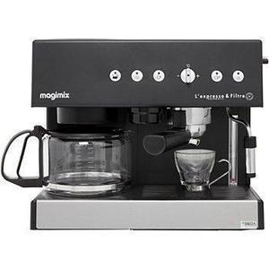 Cafeteras express combinadas Compatible con bolsitas monodosis ESE Magimix ED 135A