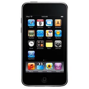 Lecteur MP3 & MP4 iPod Touch 2 16Go - Noir