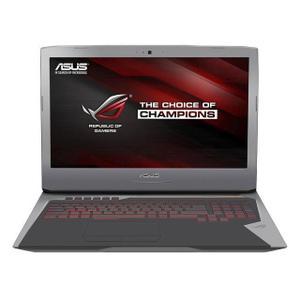 "Asus Rog G752VS-GC118T 17"" Core i7 2,6 GHz  - SSD 128 Go + HDD 1 To - 8 Go - NVIDIA GeForce GTX 980 M AZERTY - Français"