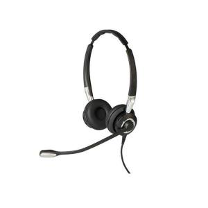 Jabra BIZ 2400 II Duo USB MS BT Koptelefoon Geluidwerend Bluetooth Microfoon - Zwart