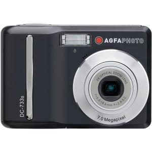 Kompakt Kamera AgfaPhoto DC-733s - Schwarz