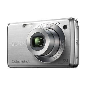 Compact Sony CyberShot DSC-W220S - Grijs