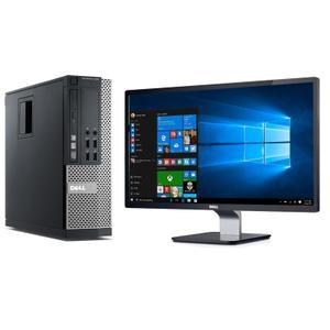 """Dell OptiPlex 790 SFF 19"""" Core i5 2,4 GHz - HDD 1 tb - 4GB AZERTY"""