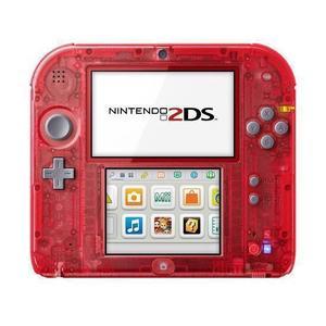 Nintendo 2DS - HDD 4 GB - Rojo
