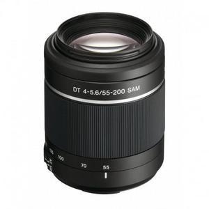 Sony Objetivos Sony A 55-200mm f/4-5.6