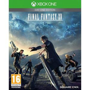 Final Fantasy XV Day One Edition - Xbox One