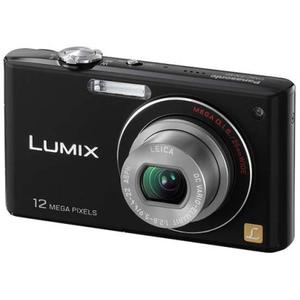 Compact - Panasonic Lumix DMC-FX40 - Noir