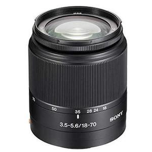 Lens Sony DT 18-70mm F/3.5-5.6