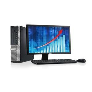 "Dell Optiplex 790 DT 19"" Core i7 3,4 GHz - SSD 480 Go - 8GB"
