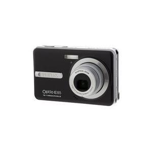 Kompakt Kamera Pentax Optio E85 - Schwarz