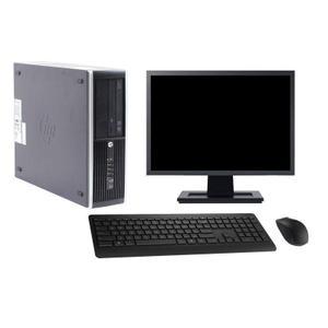 """Hp Compaq Pro 6300 SFF 19"""" Core i3 3,3 GHz  - HDD 2 TB - 8GB"""