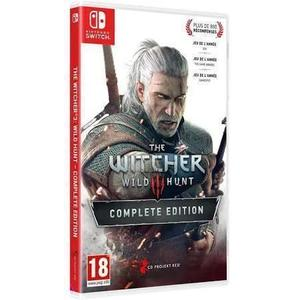 The Witcher 3: Wild Hunt Edition Complète - Nintendo Switch