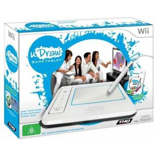 Nintendo Wii UDraw + uDraw Studio