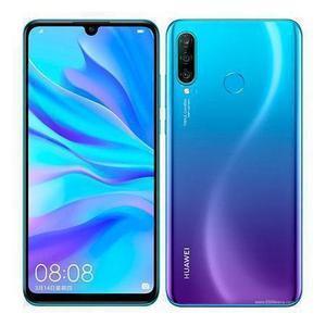 Huawei P30 Lite 128GB Dual Sim - Sininen (Peacock Blue) - Lukitsematon