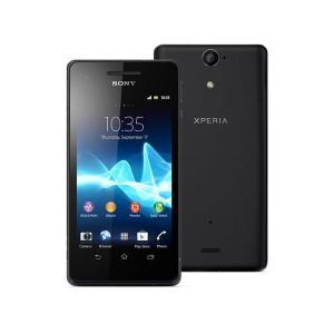 Sony Xperia V 8 Gb   - Schwarz - Ohne Vertrag