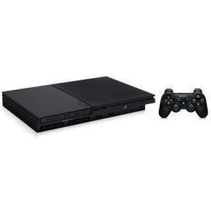 Console Sony Playstation 2 Ultra Slim + manette - Noir