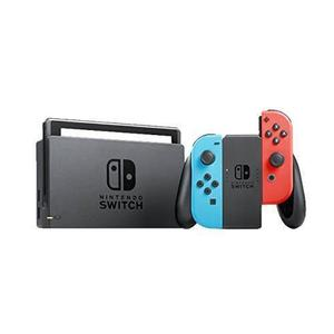 Nintendo Switch 32 GB + Super Smash Bros - Grijs