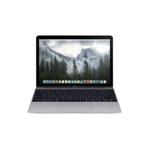 "MacBook   12"" Retina (Inizio 2016) - Core m5 1,2 GHz  - SSD 512 GB - 8GB - Tastiera AZERTY - Francese"