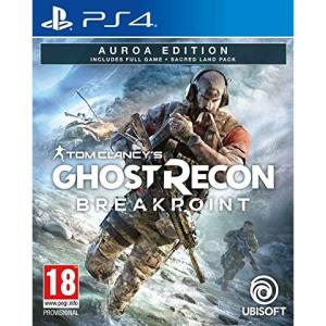 Tom Clancy's Ghost Recon Breakpoint Auroa Edition - PlayStation 4