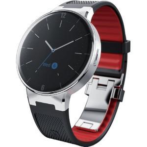 Montre Alcatel OneTouch Smartwatch - Noir / Rouge