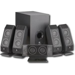 Logitech X-540 Speaker - Zwart