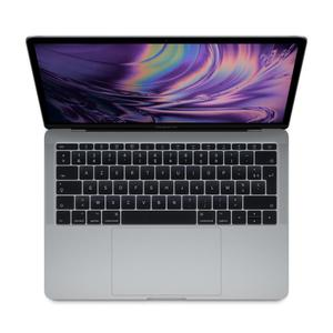 "MacBook Pro Touch Bar 13"" Retina (Midden 2017) - Core i5 3,1 GHz - SSD 512 GB - 8GB - QWERTY - Spaans"