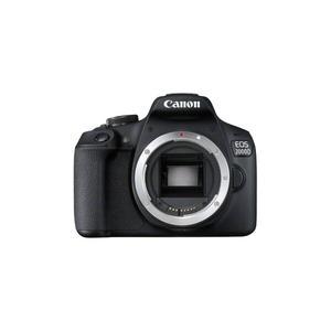 Kamera Spiegelreflex - Canon EOS 2000D -  Schwarz - Ohne Objektiv