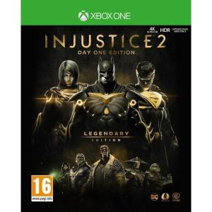 Injustice 2: Legendary Edition Day One - Xbox One
