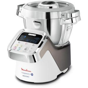 Robot cuiseur  connecté Moulinex I-Companion XL HF906B10