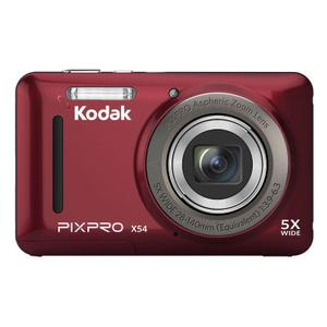 Kompakt Kamera Kodak PixPro X54 - Rot