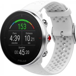 Relojes Cardio GPS Polar Vantage M - Blanco