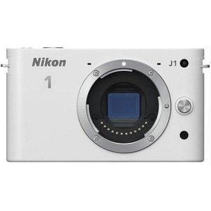 Ibrida - Nikon 1 J1 - Corpo macchina - Bianco