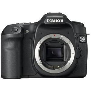 Canon EOS 40D Reflex 10Mpx - Black