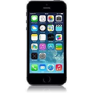 iPhone 5 16GB - Musta - Lukitsematon