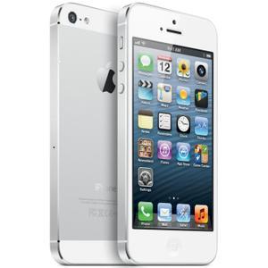 iPhone 5S 16 Go - Argent - Opérateur Étranger