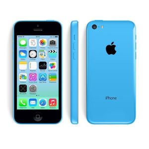 iPhone 5C 16GB   - Blu