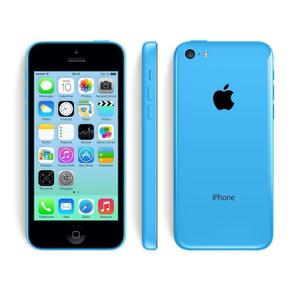 iPhone 5C 16 GB - Blue - Foreign Operator