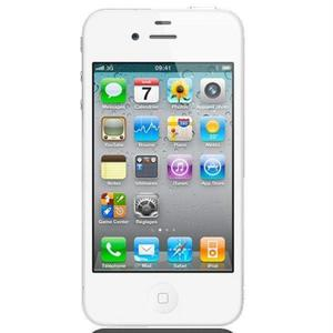 iPhone 4 8GB   - Wit - Simlockvrij