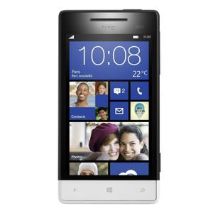 HTC Windows Phone 8S 4GB - Musta - Lukitsematon
