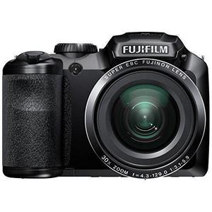 Bridge - Fujifilm FinePix S4800 Noir Fujifilm Super EBC Fujinon Lens 24-720 mm f/3.1-5.9