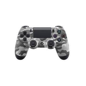 Manette PS4 Sony Camouflage Neige Dualshock 4 V2 - Neige / Blanc / Gris