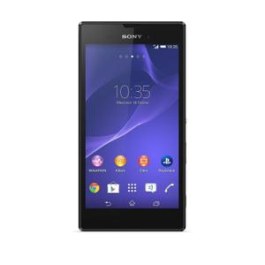 Sony Xperia T3 8GB   - Zwart - Simlockvrij
