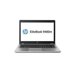 """Hp Elitebook Folio 9480M 14"""" Core i5 2 GHz - SSD 256 Go - 8 Go QWERTY - Anglais (US)"""