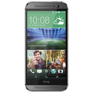 HTC One M8 16GB - Harmaa - Lukitsematon