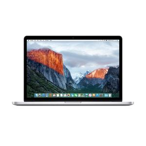 "MacBook Pro   15"" Retina (Mi-2015) - Core i7 2,8 GHz - 512 Go SSD - 16 Go QWERTZ - Allemand"
