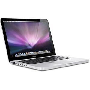 """MacBook 13"""" (2008) - Core 2 Duo 2 GHz - HDD 320 GB - 4GB - AZERTY - Französisch"""