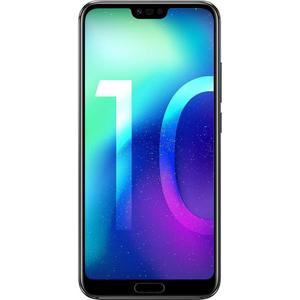 Huawei Honor 10 128GB Dual Sim - Musta (Midnight Black) - Lukitsematon