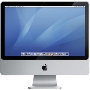 """Apple iMac 20"""" (Anfang 2008)"""